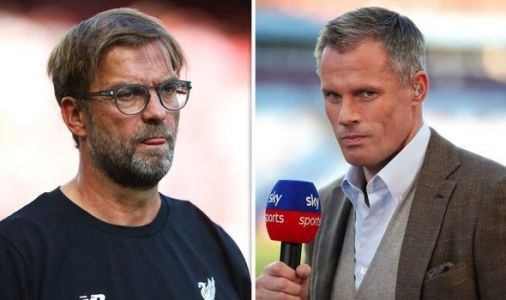 Jurgen Klopp hits out at Liverpool legend Jamie Carragher over Sadio Mane comments