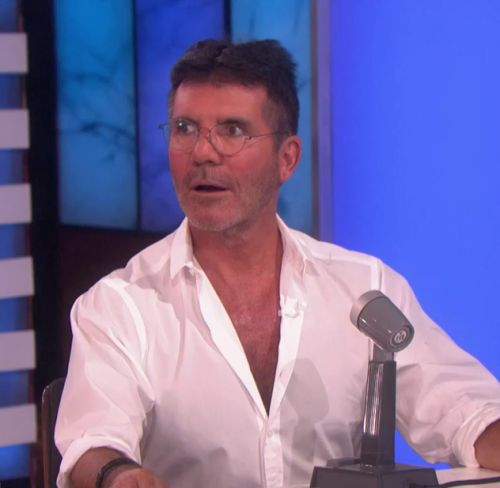 Simon Cowell caught lying THREE times as lie detector says he's been fibbing about his age