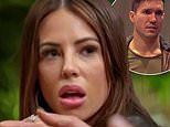 The excruciating moment MAFS bride KC Osborne is pressed on romance rumours
