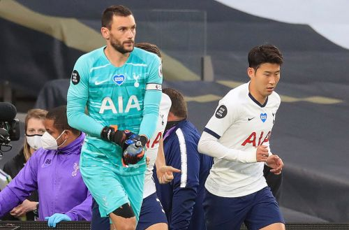 Jamie Redknapp defends Hugo Lloris after furious altercation with Son Heung-min in Tottenham's clash with Everton