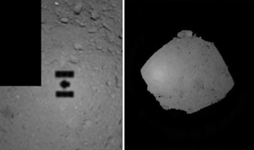Asteroid Ryugu: Japan lands two space rovers on asteroid 170 MILLION miles from Earth