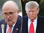 Rudy Giuliani calls Donald Trump's call to Ukraine's president 'innocent'