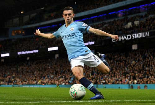 Arteta on Man City's Phil Foden: 'His potential is limitless'