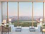 Luxury $1.45b NY skyscraper with homes worth up to $59m face being left empty due to coronavirus