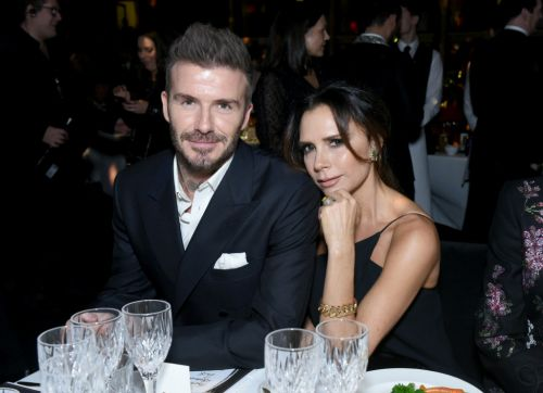 The Beckhams are 'building secret escape tunnel' from their home over burglar fears