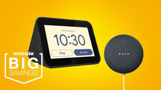 Hurry - this amazing Google Nest Mini deal gets you a free Lenovo Smart Clock