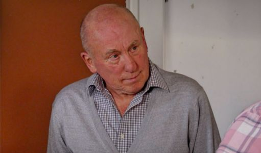 Who was Ted Murray in EastEnders and what happened to him?