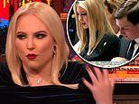 Meghan McCain blasts Ivanka Trump and Jared Kushner for attending her father's funeral