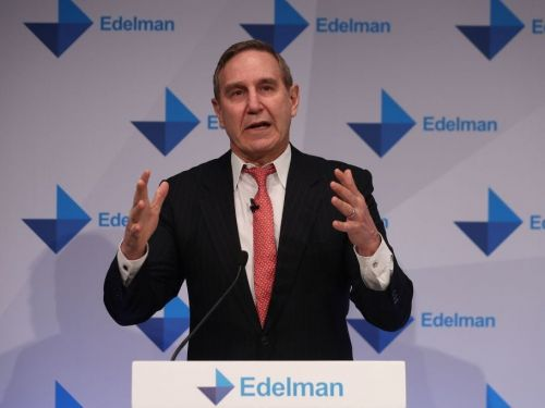Edelman sees a revenue rebound - and is coming after advertising agencies