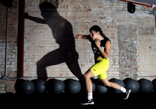The benefits of combat training for women - and how to get into it