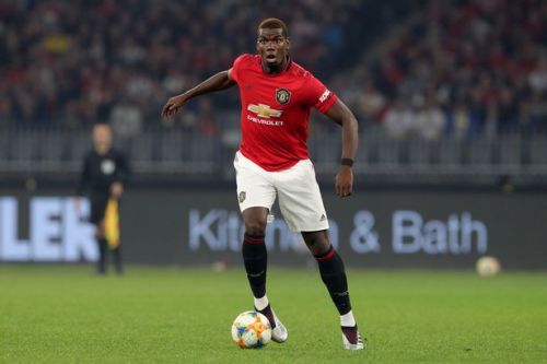 Paul Pogba 'calm' over Real Madrid transfer as Manchester United star waits on move