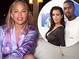 Chrissy Teigen says Kim Kardashian 'gave her all' attempting to salvage marriage with Kanye West