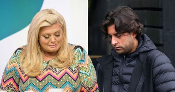 Gemma Collins is 'worried sick' after James Argent is rushed to hospital from suspected drug overdose