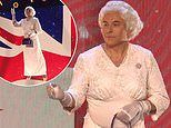 Britain's Got Talent EXCLUSIVE: David Walliams transforms himself into THE QUEEN