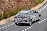 Audi Q4 SUV-coupe seen testing ahead of 2019 debut