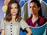 Torrey DeVitto opens up about the strict COVID-19 safety protocols now in place on Chicago Med