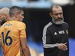 Wolves boss Nuno echoes Lampard's thoughts on PL restart