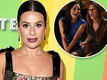 Pregnant Lea Michele DELETES her Twitter account amid trolling over 'feud' with Naya Rivera