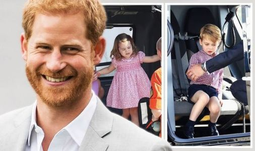 How Princess Charlotte and Prince George's have sweet shared interest with Prince Harry