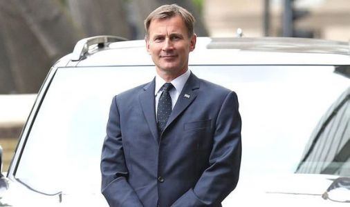 Jeremy Hunt sure he'll win the crown as Boris sidesteps the press
