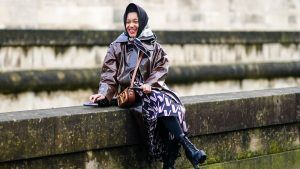 These raincoats are so fashion you'll wish it rained every day