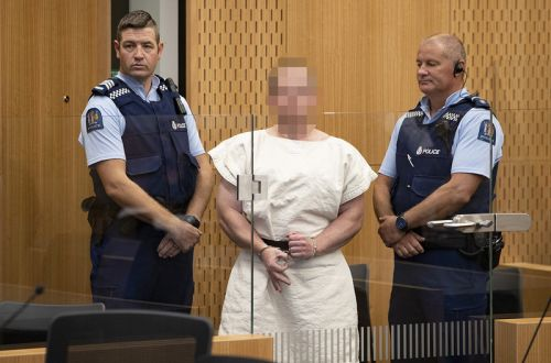 New Zealand mosque gunman Brenton Tarrant accidentally charged with murder of woman who is STILL ALIVE