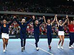 Great Britain promoted to World Group II after Fed Cup play-off win against Kazakhstan