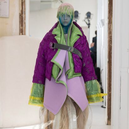 "Maison Margiela's Artisanal couture collection is designed for ""neo-digital natives"""