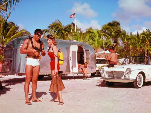 THEN AND NOW: How the Airstream evolved from an aluminum trailer to a modern tiny house on wheels