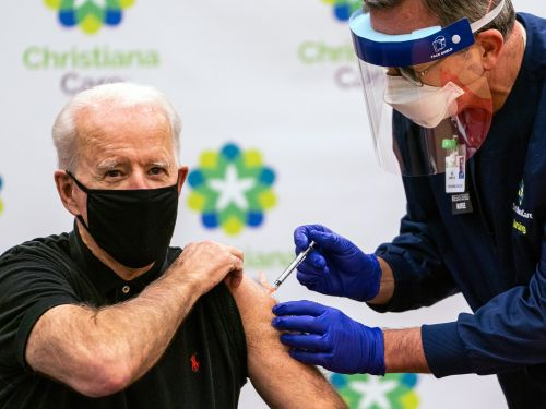 America is running out of people willing to get a COVID-19 shot, and some vaccination sites are even shutting down because of a lack of demand