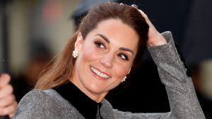 Kate Middleton wore a personal memento to visit the a Holocaust Memorial Day ceremony