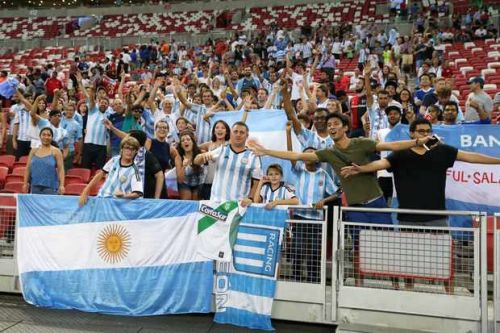 World Cup 2018: What time is Group D fixtureArgentina v Iceland on TV? What channel's it on? When's kick off?