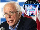 Bernie Sanders angers Israeli supporters by accusing AIPAC of supporting 'bigotry'
