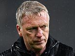 AHEAD OF THE GAME: West Ham delay David Moyes contract extension talks amid club income woes