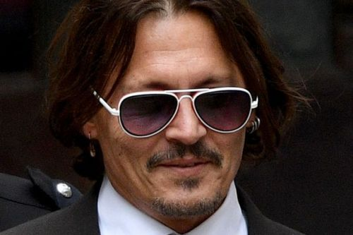 Johnny Depp 'hooked on Brit comedian Morgana Robinson' as libel trial continues