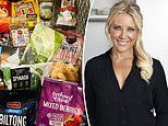 Inside a dietitian's shopping trolley: Expert reveals the fridge and pantry staples she buys