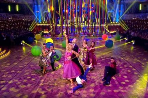 Where is Strictly Come Dancing filmed?