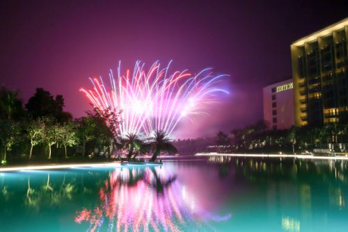 The Sanya EDITION presents 'East meets West' on CNY 2020