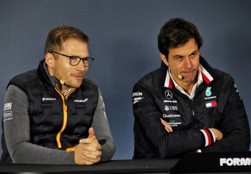 McLaren withdrawal 'nothing to do with Mercedes'
