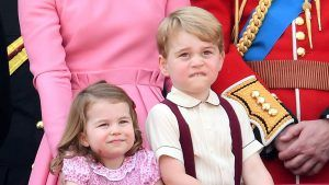 The royal nanny has some strict rules for George, Charlotte and Louis