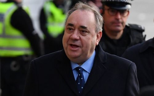 Alex Salmond charged with attempting to rape woman in First Minister's official residence