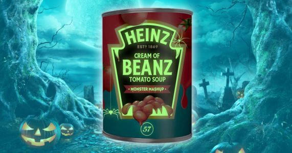 Heinz launches Cream of Beanz Tomato Soup mash-up