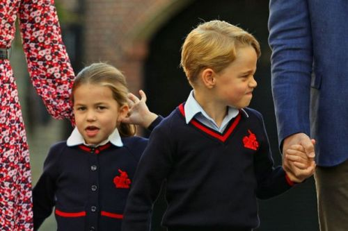 George and Charlotte's eye-watering school fees and Louis hasn't started yet