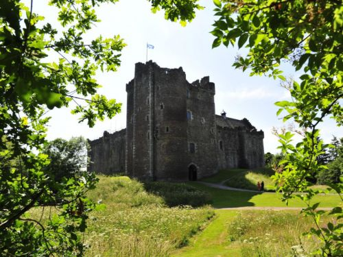 Explore how Scotland inspired Game of Thrones at an iconic Edinburgh castle