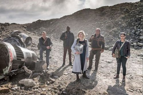 Doctor Who The Battle of Ranskoor Av Kolos review: A strong episode that doesn't live up to the hype of a finale