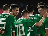 Czech Republic 2-3 Northern Ireland: Michael O'Neill's side win first away friendly in 13 YEARS