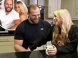 Chloe Madeley reveals she once moved out of the home she shares with James Haskell after a row