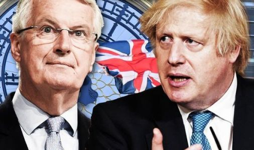 'Clock's ticking for EU' Boris turned tables on Barnier as Brexit trade deal talks fire up