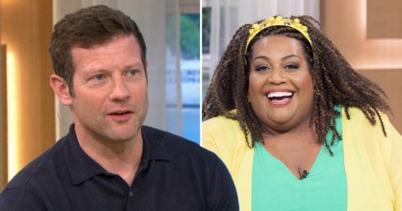 Dermot O'Leary says Alison Hammond is 'like a sister' to him after early This Morning clash