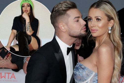 Olivia Attwood hints at secret motive behind Chris Hughes' romance with Jesy Nelson